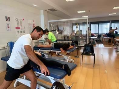 Curso de movilización del Sistema nervioso, en Tarragona