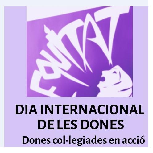 """La Intercol·legial, de la qual forma part el CFC, commemorarà el Dia Internacional de les Dones el 7 de març a la tarda amb l'acte """"Dones col·legiades en acció"""""""