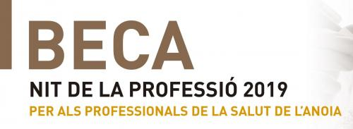 Beca de la Nit de la Professió per a professionals de la salut que treballin a l'Anoia