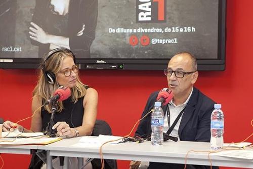 """La Fisioteràpia, protagonista al programa """"Tot és possible"""" de RAC1"""