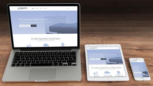 Ja en funcionament les primeres pàgines web fruit del servei gratuït de creació i manteniment de pàgines web per a centres