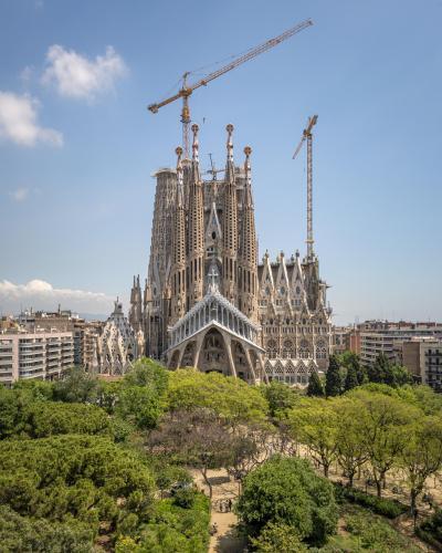 Los fisioterapeutas podrán visitar la Sagrada Familia gratuitamente