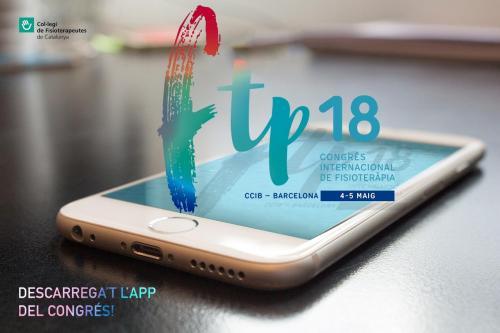 La App del Congreso, todo el # FTP18 en tus manos