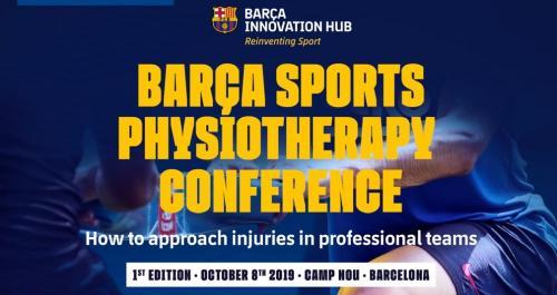 El FC Barcelona organitza el I Congrés de Fisioteràpia Esportiva