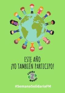 Semana solidaria de Fisios Mundi. ¿Participas?