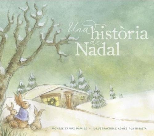 La fisioterapeuta Montse Camps publica un conte il·lustrat nadalenc sobre el solstici d'hivern