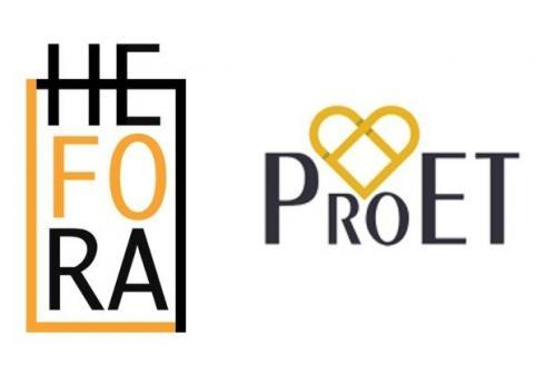 PROET y HEFORA ofrecen acceso gratuito a sus plataformas