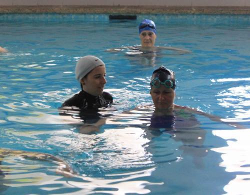 La reunión anual de la ST de Lleida del CFC incluye una conferencia sobre Fisioterapia acuática
