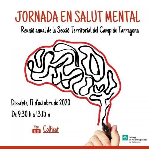 Jornada online en Salut mental organitzada per les companyes de la Secció Territorial del Camp de Tarragona