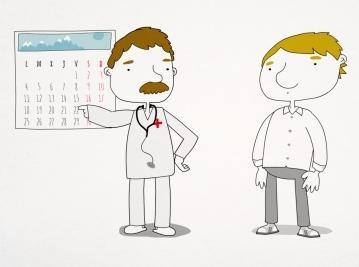 El videoconsejo de mayo habla de los beneficios de la Fisioterapia prequirúrgica