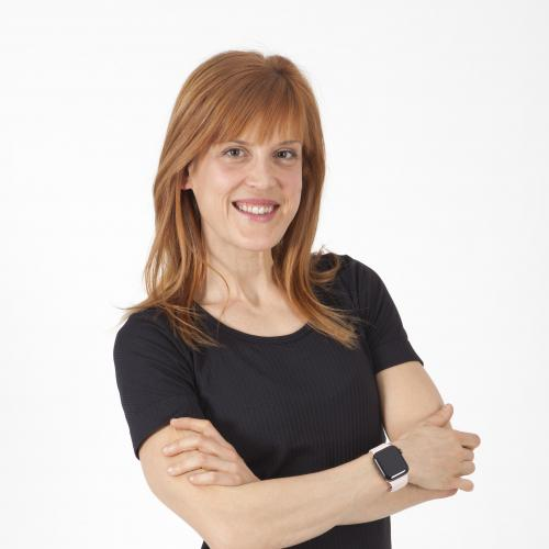Clara Bergé Ortínez - Vocal