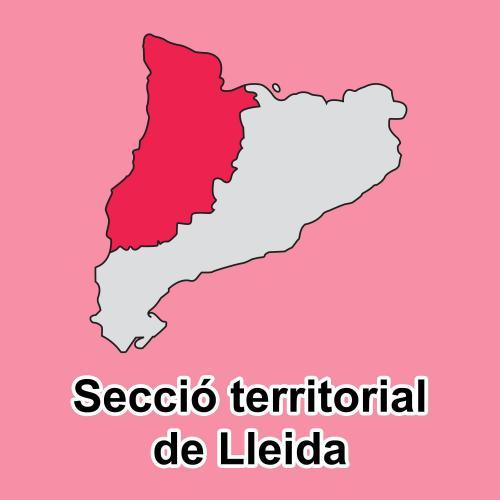 La Secció Territorial de Lleida celebra la cinquena edició de la Torronada-Col·loqui